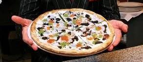 LA PIZZA LA PLUS CHÈRE DU MONDE ÉTAIT A NEW YORK