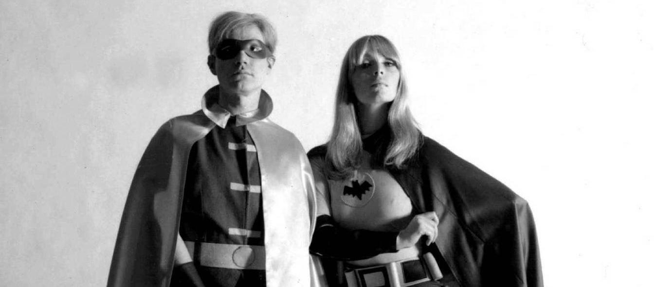 BATMAN / LE 1ER FILM REALISE PAR ANDY WARHOL EN 1966