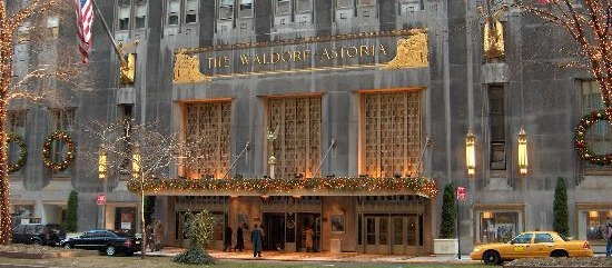 L'INCROYABLE HISTOIRE DU WALDORF ASTORIA
