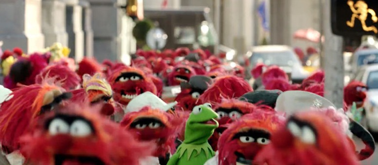 MY NEW YORK : MUPPETS !